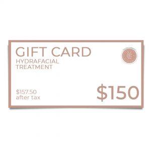 HydraFacial Gift Card